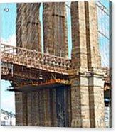 Bridge View One Acrylic Print