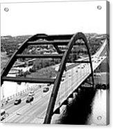 Bridge With A View Acrylic Print