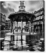 Bridgeton Cross Bandstand Glasgow Acrylic Print