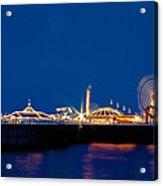Brighton Palace Pier Acrylic Print