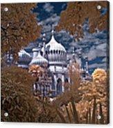 Brighton Pavilion Acrylic Print
