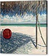 Briland Buoy Acrylic Print