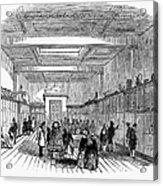 British Museum, 1845 Acrylic Print