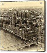 British Parliment Acrylic Print