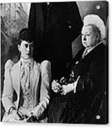 British Royal Family. Mary, Duchess Acrylic Print