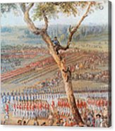 British Troops Surrender At Yorktown Acrylic Print