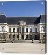 Brittany Parliament Acrylic Print by Jane Rix