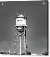 Broad Ave Watertower Memphis Acrylic Print