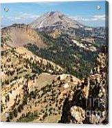 Brokeoff Mountain Peak Acrylic Print
