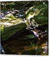 Brook Fall 32 Acrylic Print