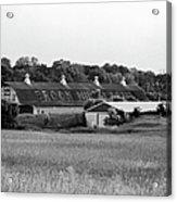 Brook Hill Dairy Farm Acrylic Print