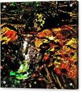 Brook Texture 162 Acrylic Print