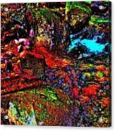 Brook Texture 22 Acrylic Print
