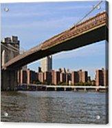 Brooklyn Bridge1 Acrylic Print