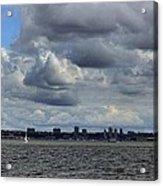 Brooklyn Skyline Acrylic Print