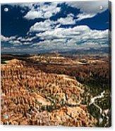 Bryce Canyon Ampitheater Acrylic Print