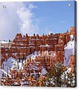 Bryce Canyon Castles Acrylic Print