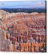 Bryce Canyon National Park Acrylic Print