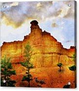 Bryce National Park Sunset Acrylic Print