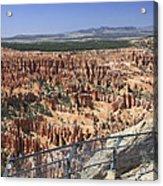 Bryce Point 5451 Acrylic Print