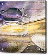 Bubble Fusion Acrylic Print