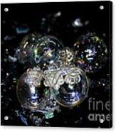 Bubble Time Acrylic Print