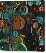 Bubble Tree - Spc01ct04 - Right Acrylic Print
