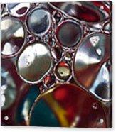 Bubbles IIi Acrylic Print