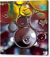 Bubbles Iv Acrylic Print