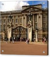 Buckingham Palace Acrylic Print by John Colley