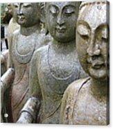 Buddha City2 Acrylic Print