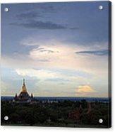 Buddha's Sky Acrylic Print