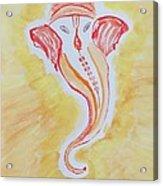 Buddhipriya - Knowledge Acrylic Print