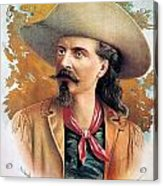 Buffalo Bill Cody, C1888 Acrylic Print