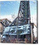 Buffalo Bridges 10624c Acrylic Print
