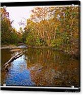 Buffalo Creek Acrylic Print