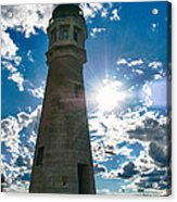 Buffalo Lighthouse 15717c Acrylic Print