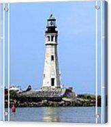 Buffalo Main Lighthouse Acrylic Print