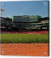Bugs Eye View From Center Field Acrylic Print