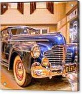 Buick Classic Acrylic Print