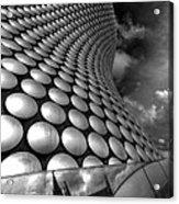Bullring - Selfridges V2.0 Bw  Acrylic Print