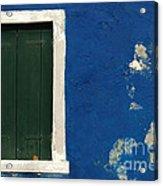 Burano Italy 11 Acrylic Print