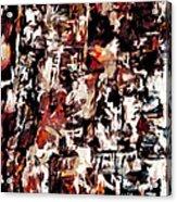 Burning Issues Acrylic Print
