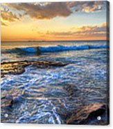 Burns Beach Wa Acrylic Print