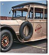 Bus No. 19 Acrylic Print