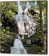 Buttermilk Falls Nj Acrylic Print