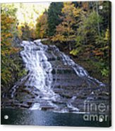 Buttermilk State Park Falls Acrylic Print