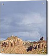 Buttes At Arches Park Acrylic Print