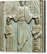 Byzantine Art Acrylic Print