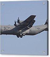 C-130j Super Hercules Of The 86th Acrylic Print